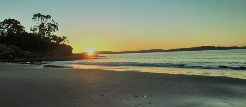 Blackmans Bay Sunrise